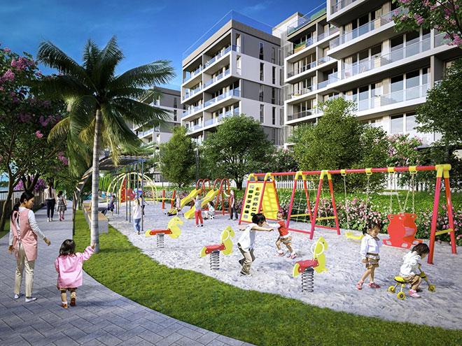 Dự án căn hộ hạng sang sở hữu diện tích vui chơi bình quân/trẻ em lớn nhất TP.HCM - 3