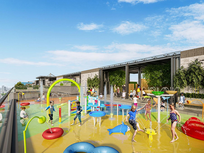 Dự án căn hộ hạng sang sở hữu diện tích vui chơi bình quân/trẻ em lớn nhất TP.HCM - 4