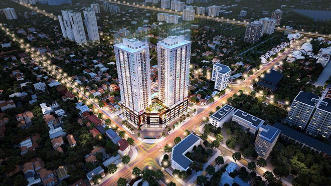 Quý IV/2019: Mặt bằng giá căn hộ tại quận Thanh Xuân - 1