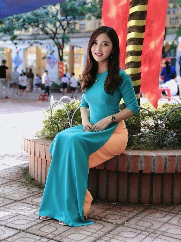 """Ngẩn ngơ ngắm nhan sắc 5 cô giáo """"xinh nhất Việt Nam"""" - 8"""