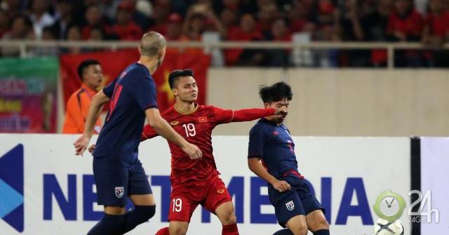 Thầy Park dụng binh gây sốc trận hòa Thái Lan: Tranh cãi 3 lần thay người-Bóng đá 24h