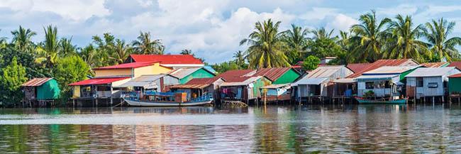 Những thị trấn ấn tượng nhất châu Á - 7