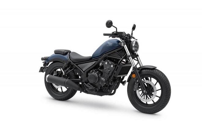 """Honda Rebel 500 và 300 2020 """"vừa ra lò"""", sắp cập bến thị trường Việt - 1"""
