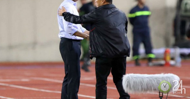 Việt Nam hòa nghẹt thở: Thầy Park ăn mừng ngôi đầu trước siêu HLV Nhật Bản-Bóng đá 24h