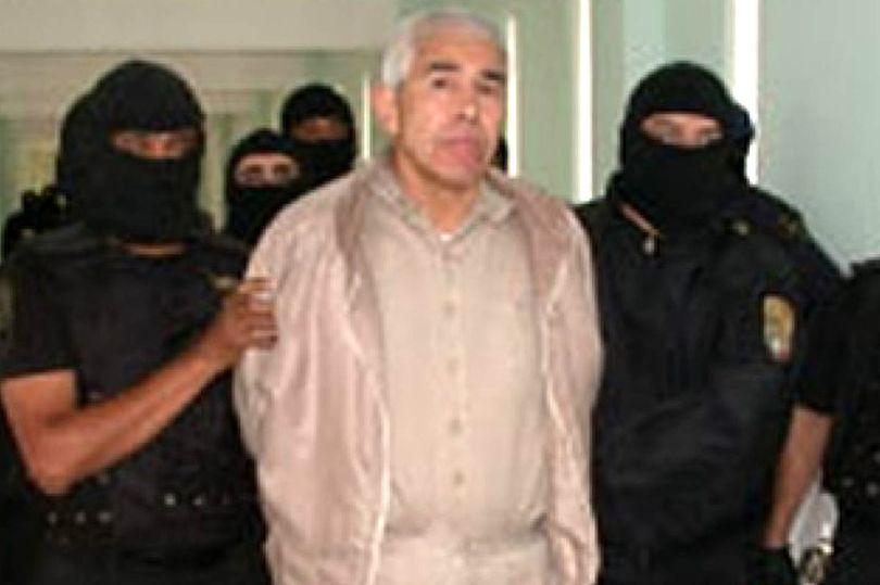 Trùm ma túy Mexico kiếm 500 triệu USD trong khi ngồi tù 40 năm