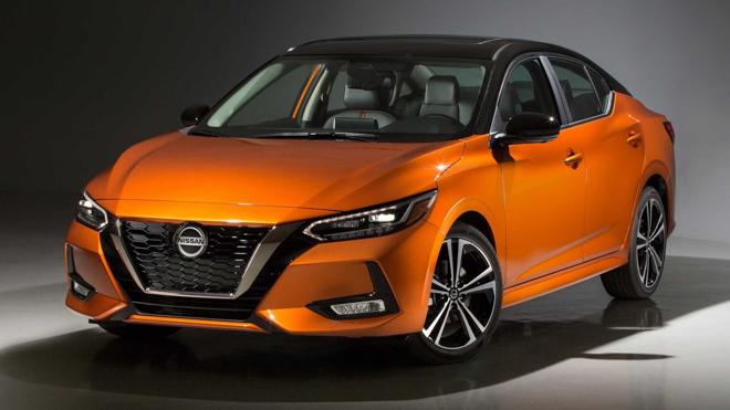 Nissan Sentra thế hệ mới độc đáo và thu hút ánh nhìn
