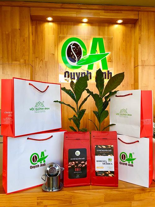 Thương hiệu cà phê Quỳnh Anh - 20 năm dành hết tâm huyết cho hạt cà phê - 1