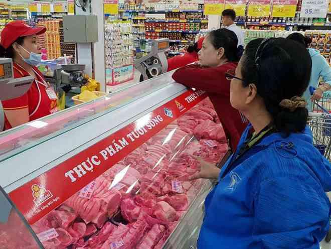 Thiếu 200.000 tấn thịt heo vào cuối năm và dịp Tết - 1