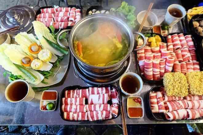 Những món ăn lý tưởng khi lang thang Sài Gòn lúc trời trở gió