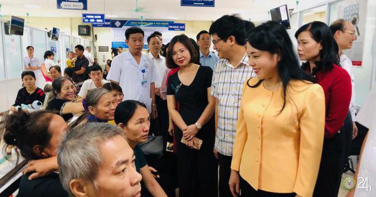 Bộ trưởng Bộ Y tế Nguyễn Thị Kim Tiến trải lòng trước khi rời ghế bộ trưởng - Tin tức 24h