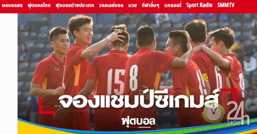 U22 Việt Nam săn vàng SEA Games: Báo Thái Lan điểm mặt 5 SAO sáng nhất