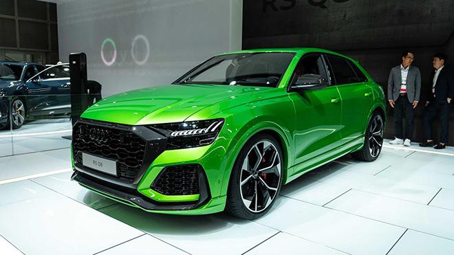 Audi RS Q8 - mẫu SUV mạnh nhất và nhanh nhất của Audi trình làng