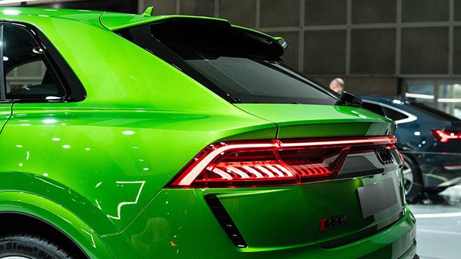 Audi RS Q8 - mẫu SUV mạnh nhất và nhanh nhất của Audi trình làng - 6