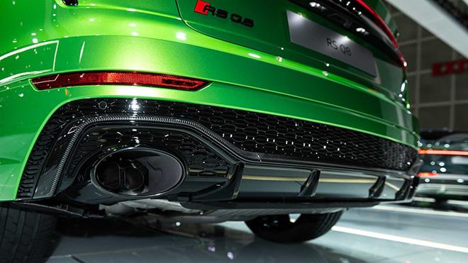 Audi RS Q8 - mẫu SUV mạnh nhất và nhanh nhất của Audi trình làng - 7