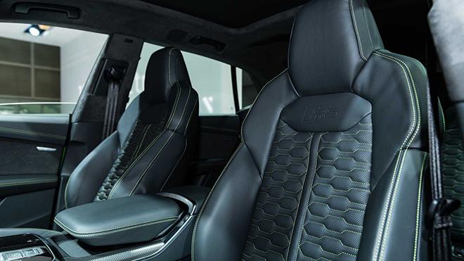 Audi RS Q8 - mẫu SUV mạnh nhất và nhanh nhất của Audi trình làng - 9