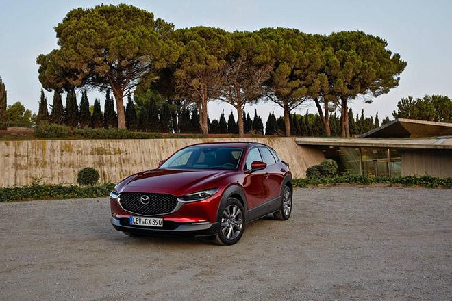 Mazda CX-30 ra mắt với 04 phiên bản, giá từ 510 triệu đồng