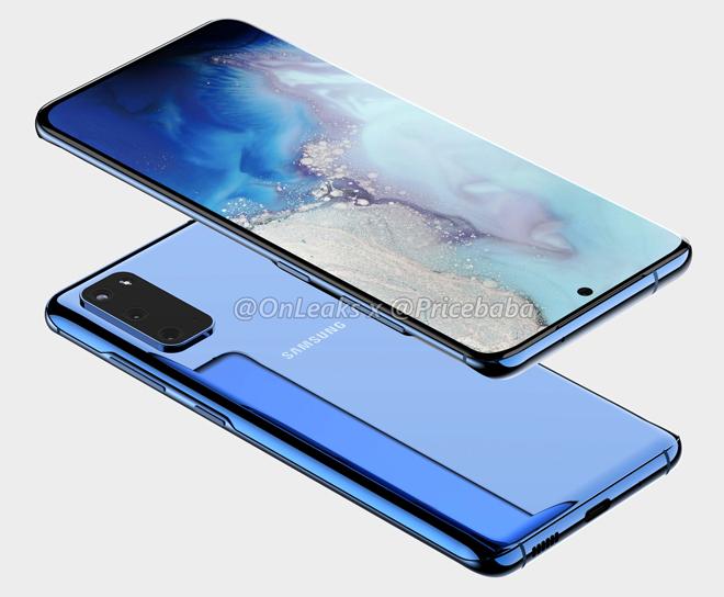 Ngất ngây trước video 360 độ Galaxy S11e, iPhone 11 Pro cũng ghen tỵ - 2