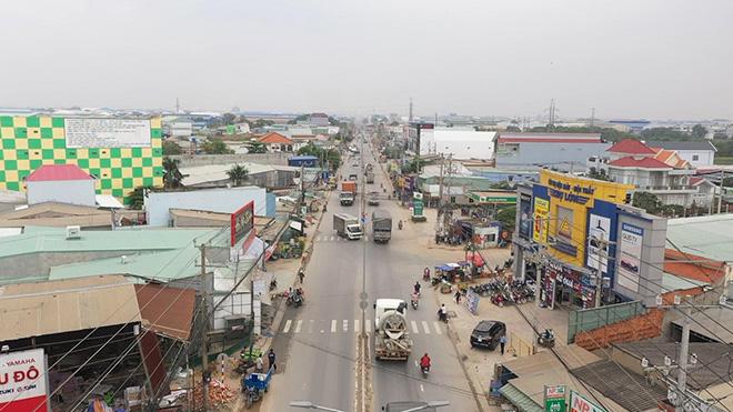 """BĐS vùng ven TP.HCM: Bình Dương dẫn đầu thị trường căn hộ, Long An """"sốt"""" đất nền - 1"""