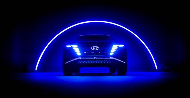 Chiêm ngưỡng Hyundai Tucson thế hệ mới mang ngôn ngữ thiết kế tương lai - 12