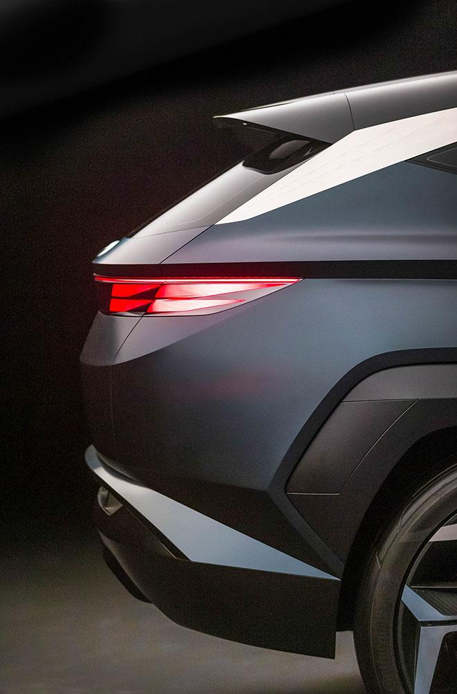 Chiêm ngưỡng Hyundai Tucson thế hệ mới mang ngôn ngữ thiết kế tương lai - 3