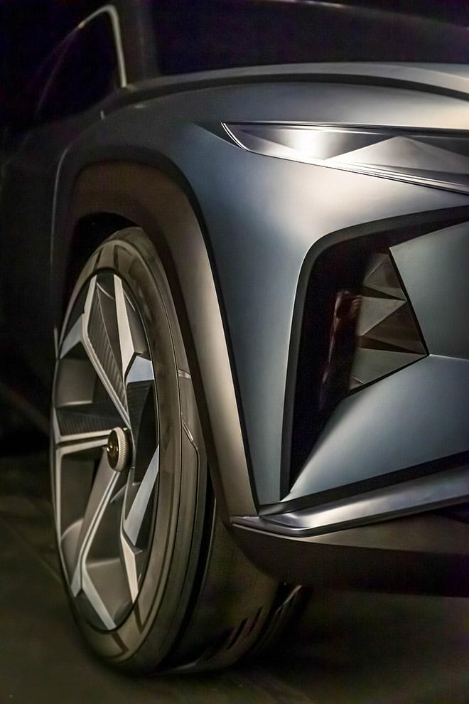 Chiêm ngưỡng Hyundai Tucson thế hệ mới mang ngôn ngữ thiết kế tương lai - 4