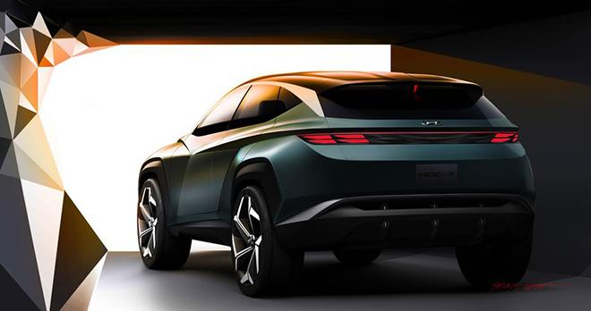 Chiêm ngưỡng Hyundai Tucson thế hệ mới mang ngôn ngữ thiết kế tương lai - 7