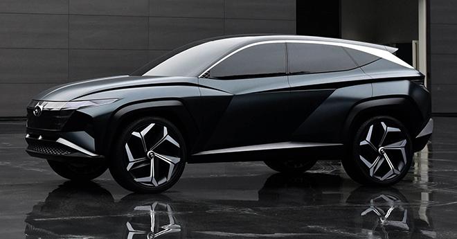 Chiêm ngưỡng Hyundai Tucson thế hệ mới mang ngôn ngữ thiết kế tương lai - 8