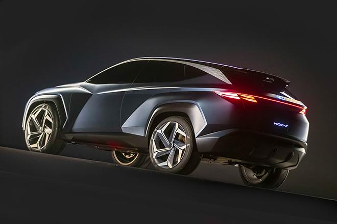 Chiêm ngưỡng Hyundai Tucson thế hệ mới mang ngôn ngữ thiết kế tương lai - 9