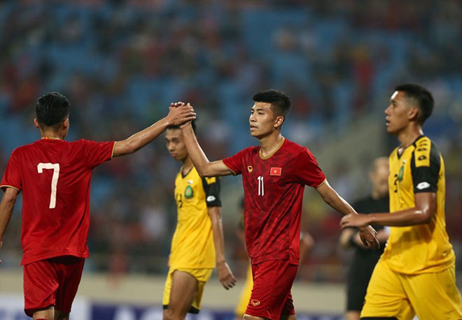 Đối đầu với Brunei, cầu thủ Việt Nam nào sẽ ghi bàn thắng đầu tiên? - 2
