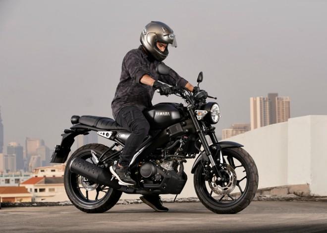 Đánh giá chi tiết môtô cỡ nhỏ Yamaha XSR 155: Cuốn hút phái mạnh - 12