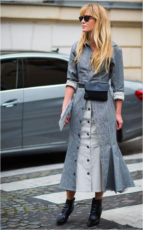3 cách để trời lạnh co ro vẫn tự tin mặc váy điệu đà - 7