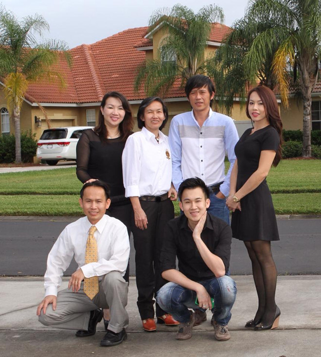 Hoài Linh để lộ 5 chị em ruột ít ai biết sau 26 năm sang Mỹ - 3