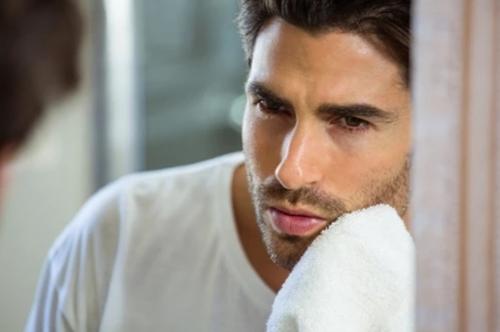 Bí quyết chăm sóc da mặt cho nam giới bận rộn - 2