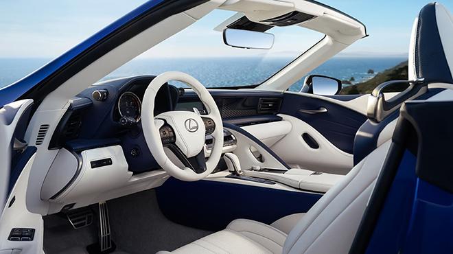 Chính thức ra mắt Lexus LC 500 mui trần tại triển lãm ô tô Los Angeles - 9