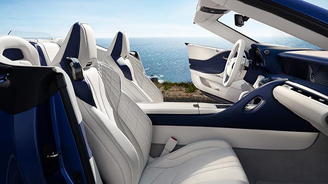 Chính thức ra mắt Lexus LC 500 mui trần tại triển lãm ô tô Los Angeles - 12
