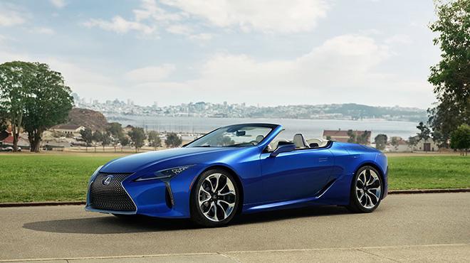Chính thức ra mắt Lexus LC 500 mui trần tại triển lãm ô tô Los Angeles - 6