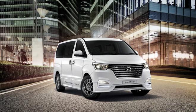 Hyundai giới thiệu dòng xe H1 và Grand Starex phiên bản nâng cấp tại Thái Lan - 3