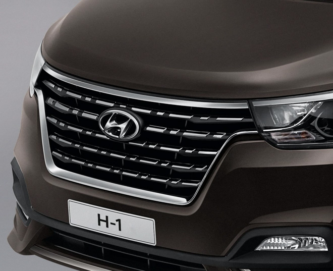 Hyundai giới thiệu dòng xe H1 và Grand Starex phiên bản nâng cấp tại Thái Lan - 13