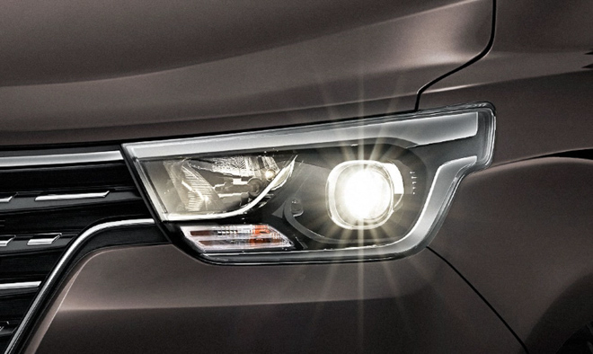 Hyundai giới thiệu dòng xe H1 và Grand Starex phiên bản nâng cấp tại Thái Lan - 14