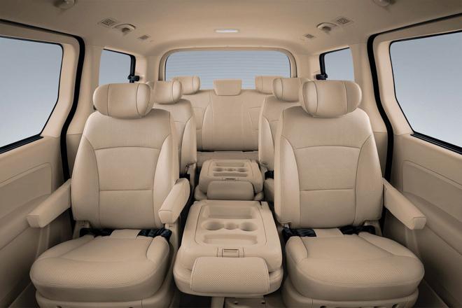 Hyundai giới thiệu dòng xe H1 và Grand Starex phiên bản nâng cấp tại Thái Lan - 8
