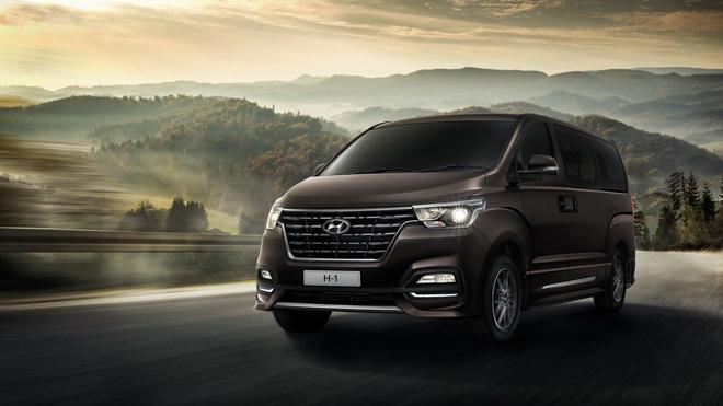 Hyundai giới thiệu dòng xe H1 và Grand Starex phiên bản nâng cấp tại Thái Lan - 2