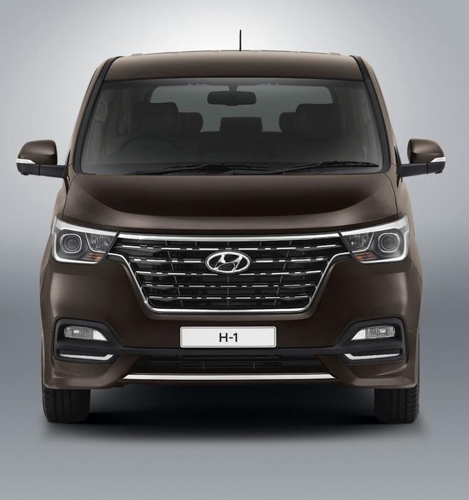 Hyundai giới thiệu dòng xe H1 và Grand Starex phiên bản nâng cấp tại Thái Lan - 11