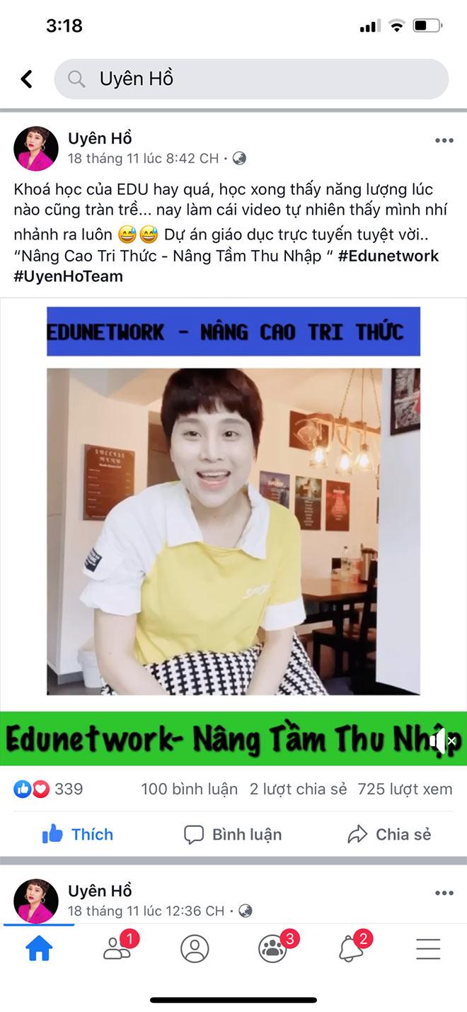 Người nổi tiếng nói gì về dự án giáo dục Edunetwork - 4