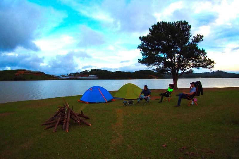 Đổi gió cùng crush cắm trại qua đêm ở Đà Lạt - 2