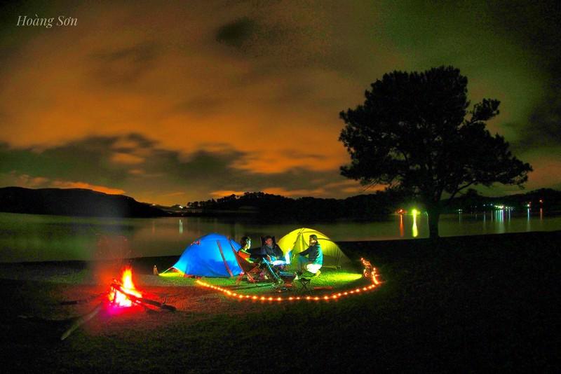 Đổi gió cùng crush cắm trại qua đêm ở Đà Lạt - 3