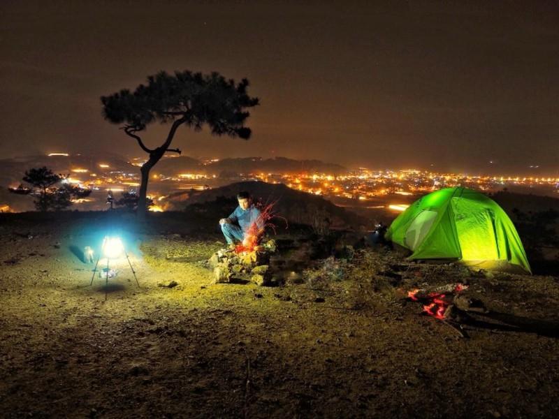 Đổi gió cùng crush cắm trại qua đêm ở Đà Lạt - 7