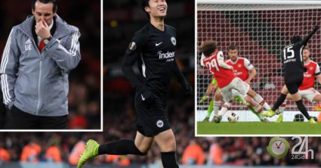 Kịch bản sốc Europa League: Arsenal sẽ bị loại sớm khi nào?-Bóng đá 24h