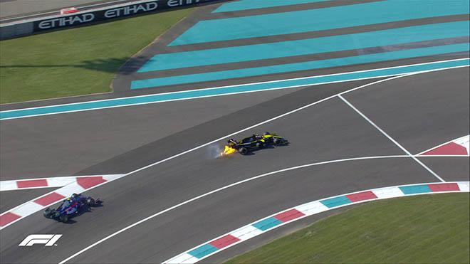 Đua xe F1, chạy thử Abu Dhabi GP: Tai nạn và cờ đỏ liên hoàn