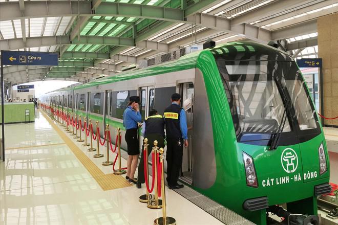 2 dự án đường sắt đô thị Hà Nội: Đội giá hơn 17.000 tỷ đồng - 1