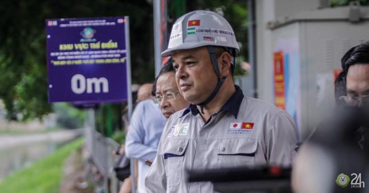 Thí điểm làm sạch sông Tô Lịch bằng công nghệ Nhật Bản thất bại - Tin tức 24h